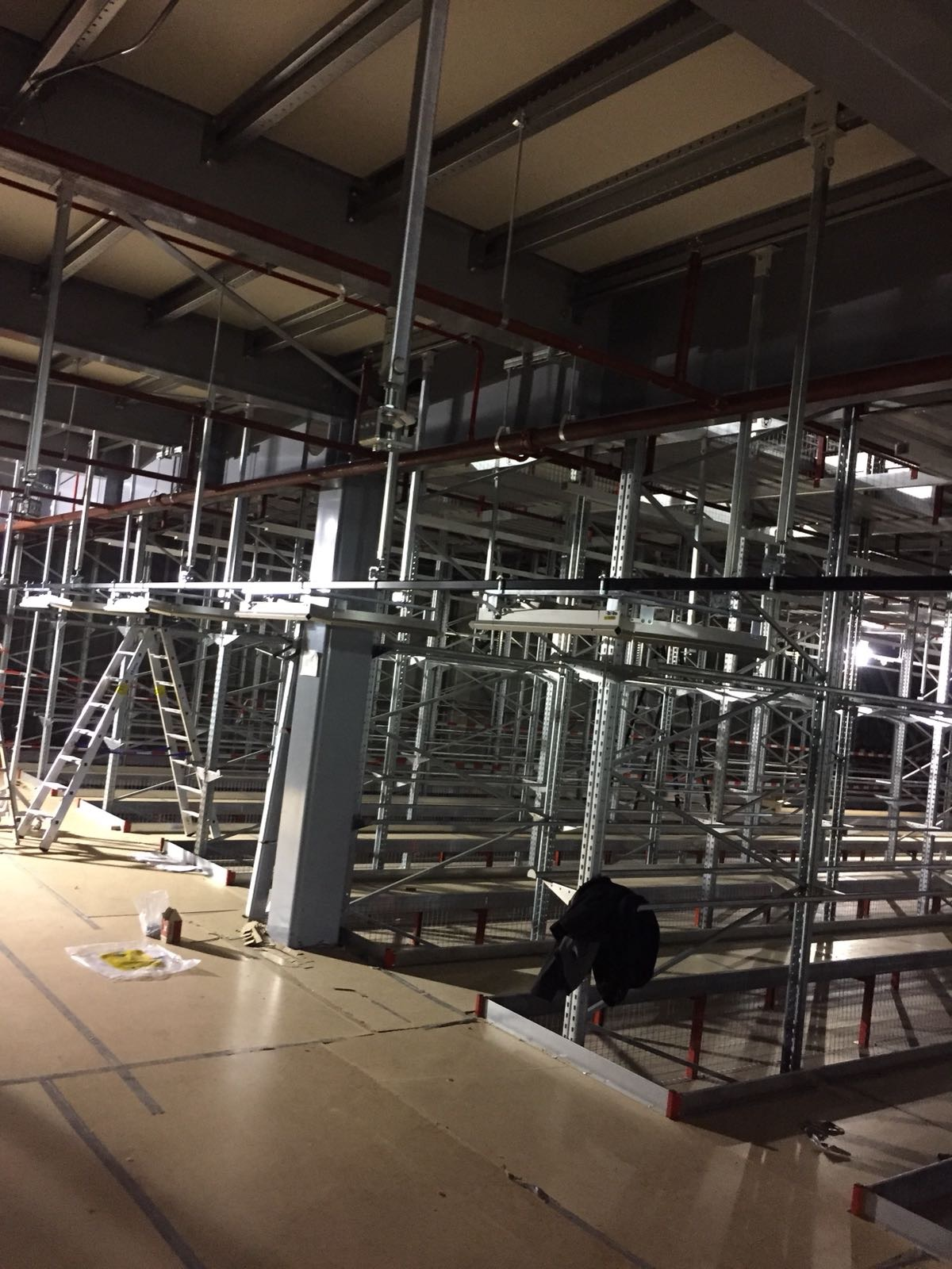 Roosendaal Mechanical & Electrical Installation